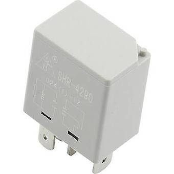Automotive relay 12 Vdc 30 A 1 maker SHR-4290 SHR