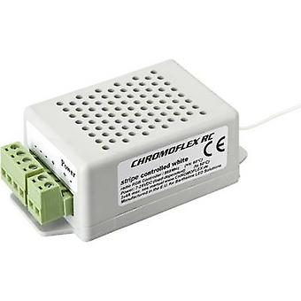 LED dimmer Barthelme CHROMFLEX III RC controlled white Stripe 868.3 MHz 20 m 97 mm 51 mm 35 mm