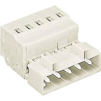 WAGO Socket enclosure - cable 721 Total number of pins 3 Contact spacing: 5 mm 721-603 1 pc(s)