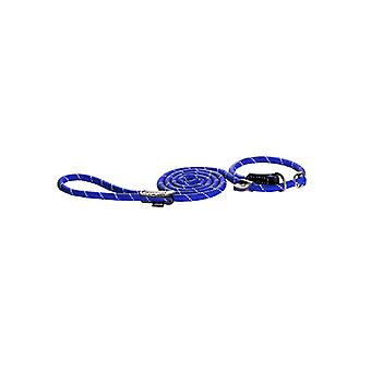 Rogz touw Moxon Slip Lead blauw