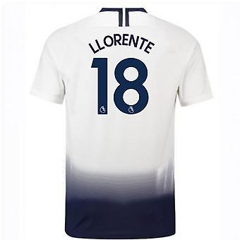 توتنهام 2018-2019 نايكي لكرة القدم قميص (لورينتي 18) الصفحة الرئيسية
