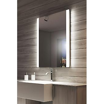 Коралловый Двухместный Edge LED ванной зеркало k1115v