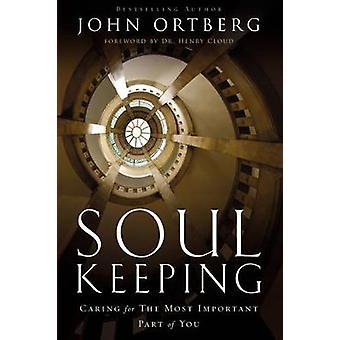 Alma manteniendo por John Ortberg