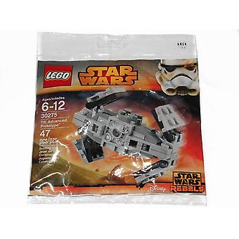 LEGO 30275 TIE Advanced prototipo-Mini polisacco