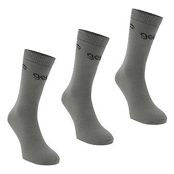 3 x Gelert niños niños calcetines térmicos tobillo pares accesorios