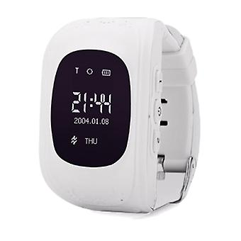 GPS Smartwatch for kids-White