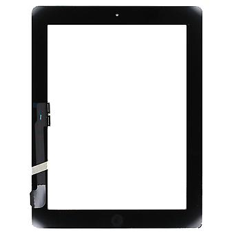 Replacement For iPad 3 - Digitizer Assembly - Black - Premium Quality