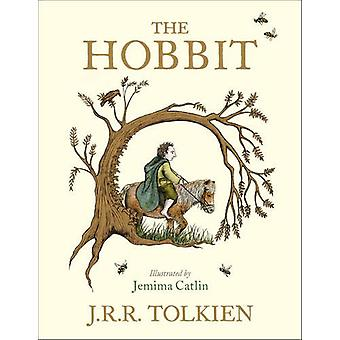The Colour Illustrated Hobbit by J. R. R. Tolkien - 9780007497935 Book