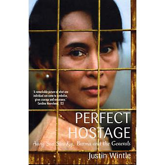 Perfect Hostage by Justin Wintle - 9780099491156 Book