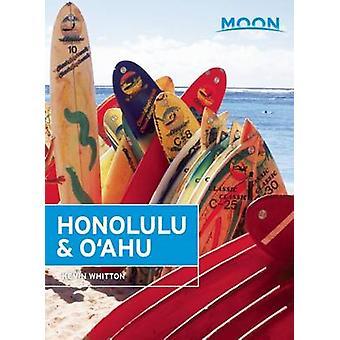 Moon Honolulu & Oahu by Kevin J. Whitton - 9781631213878 Book