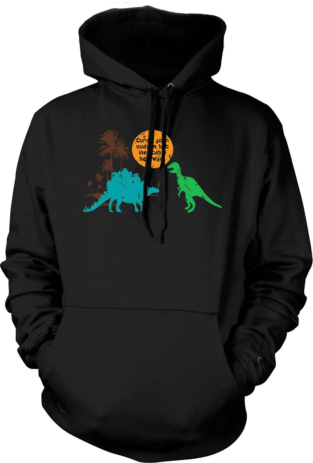 Mens Hoodie - Curse Your Sudden But Inevitable Betrayl