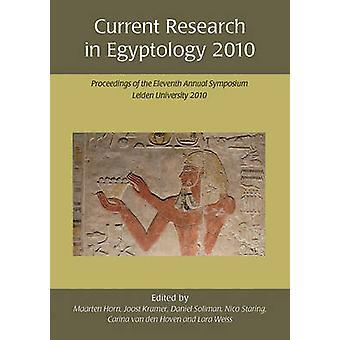 Lopend onderzoek in Egyptologie - werkzaamheden van het elfde jaarlijkse Sy