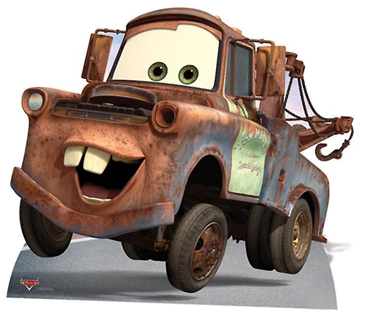 Mater Lifesize Figura de cartón / espectador de pie (Disney Pixar Cars)