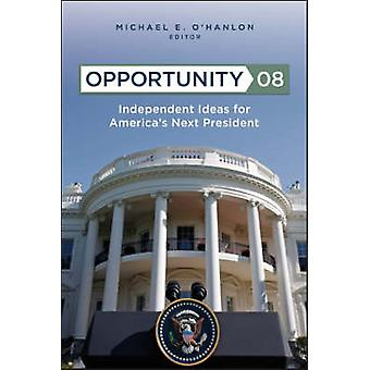 Opportunity 08 - Independent Ideas for America's Next President by Mic