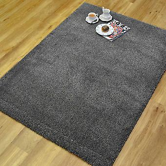 Cosy Shaggy Rugs 070 In Grey