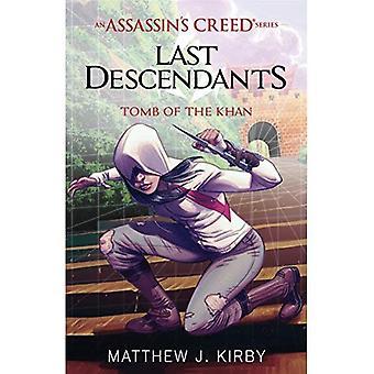 Graven av khanen (sista ättlingar: en Assassin's Creed roman serie #2) (sista ättlingar (Häftad))