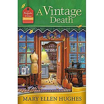 A Vintage Death: A Keepsake Cove Mystery: Book� 2