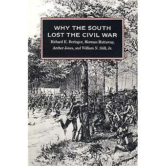 Pourquoi le Sud a perdu la guerre civile