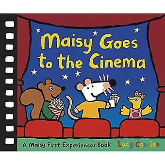 Maisy va au cinéma