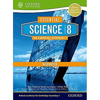 Science for Cambridge Secondary 1- Stage 8 Workbook