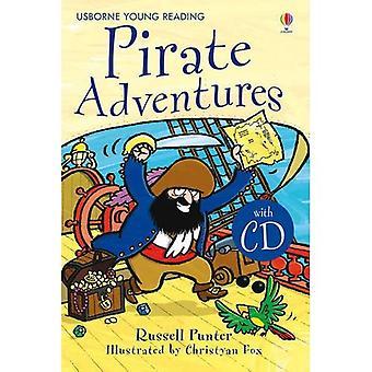 Aventuras de piratas (leitura jovem)