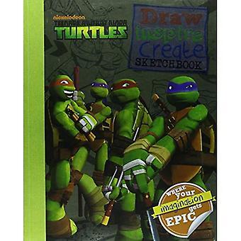 Nickelodeon Teenage Mutant Ninja Turtles Sketchbook