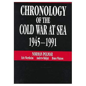 Chronology of the Cold War at Sea, 1945-91