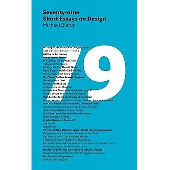 Sjuttionio korta uppsatser på Design