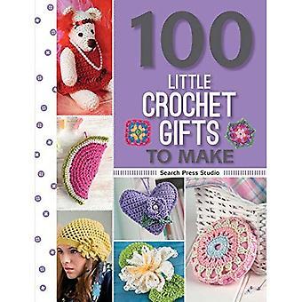 100 poco de regalos de ganchillo para hacer (100 para hacer)