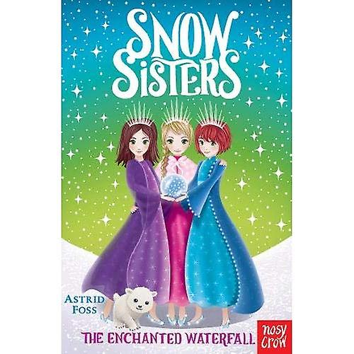 Snow Sisters: The Enchanted� Waterfall
