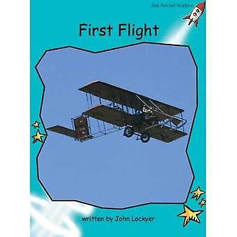 First Flight: Level 2: Fluency (Red Rocket Readers: Non-fiction Set A)