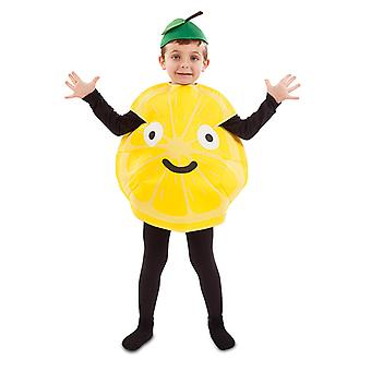 Lemon lemon costume child kids costume costume fruit