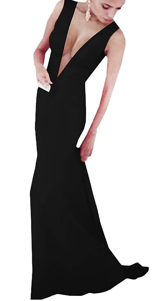 Waooh - Long dress with plunging neckline Good