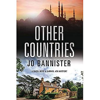 Other Countries: A British Police Procedural (A Gabriel ASH Mystery)