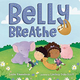 Belly Breathe [Board book]