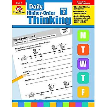 Daily Higher-Order Thinking,� Grade 2 (Daily Higher-Order Thinking)