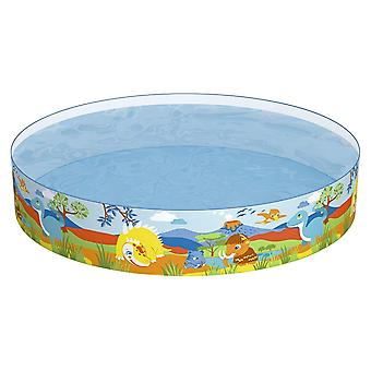 Bestway Tropical Dinosaur Fill-N-Fun Paddling Pool