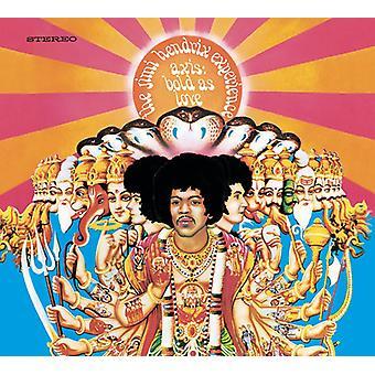 Jimi Hendrix Experience - Axis: Bold som kärlek [Vinyl] USA import