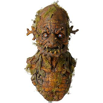 Tree Witch Mask Latex For Halloween