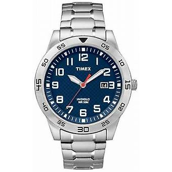 Timex Mens Fieldstone Way Stainless Steel TW2P61500 Watch