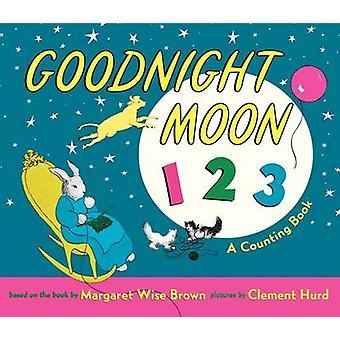 Goodnight Moon 123 Padded Board Book - A Counting Book by Margaret Wis