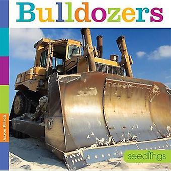Bulldozers by Aaron Frisch - 9780898128833 Book