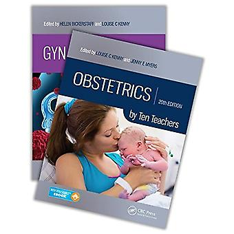 Gynaecology by Ten Teachers by Louise C. Kenny - 9781498744249 Book