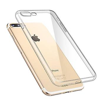 10 x Transparent Shell to iPhone 8/iPhone 7 Plus (Big Pack)