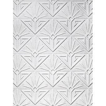 Deco Paradiso paintable Strukturierte Vinyl Tapete Anaglypta RD576