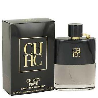 CH Prive av Carolina Herrera Eau de Toilette Spray 3,4 oz (herrar) V728-525176