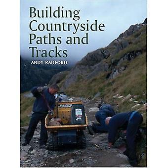 Pistas y caminos de campo edificio