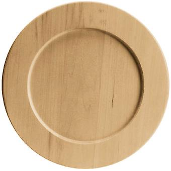 Basswood Country Plate 9 1 2