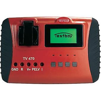 VDE tester Testboy Calibrated to Manufacturer standards
