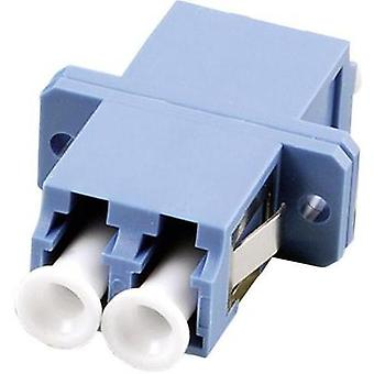 FO connector EFB Elektronik 53350.31 Blue